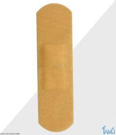 PANSEMENTS TISSES COTON - 19m x 72mm