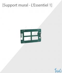 SUPPORT MURAL POUR TROUSSE DE SECOURS L'ESSENTIEL 1