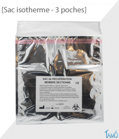 SAC ISOTHERME - 3 poches