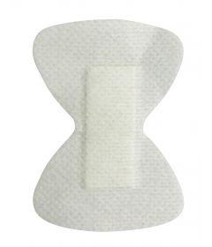 PANSEMENTS PAPILLONS NON TISSES HYPOALLERGENIQUES - 7.5cm x 4.6cm