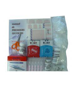 Sachet de premiers soins d'urgence 3 5 à 8 personnes
