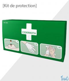 KIT DE PROTECTION - Pour Panneau et Station Cederroth