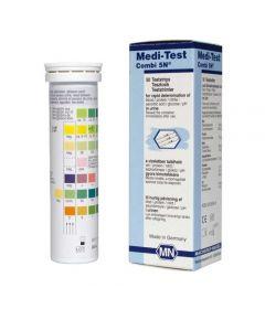 Bandelettes de test urinaire Combi 5N