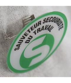 Badge SST