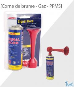 CORNE DE BRUME A GAZ - 380ml