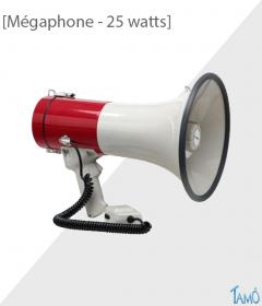 MEGAPHONE 25 WATTS