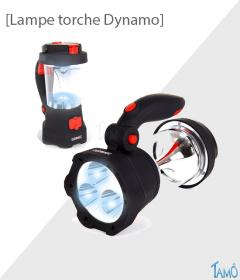 LAMPE TORCHE DYNAMO