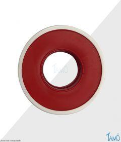 Sparadrap coton aéré 2 cm x 5 m bobine sous fourreau.