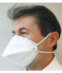 20 Masques FFP2 GRIPPE A/H1N1