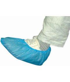 100 Sur-chaussures en polyéthylène