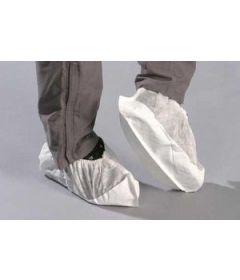 100 Sur-chaussures en non tissé antidérapantes