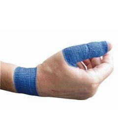 Bande élastique cohésive de contention 4.5 m - Couleur Bleue