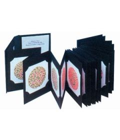 Album test d'Ishihara 38 planches