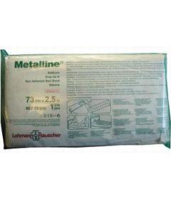 Drap stérile 1 face métalline  73 x 250 cm