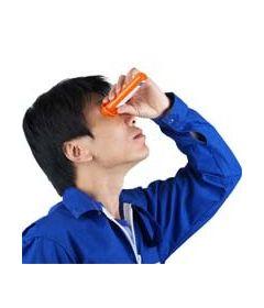 Lave-oeil individuel stérilisé 50 ml. Solution diphotérine