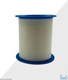 Sparadrap soie 5 cm x 5 m bobine sans fourreau
