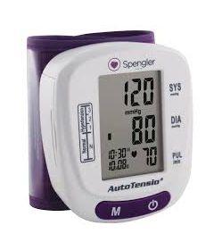Tensiomètre électronique montre Mesure au poignet entièrement automatique