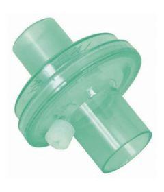 Filtre antibactérien pour insufflateur manuel
