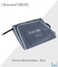 BRASSARD OBESE - Pour Tensio électronique bras