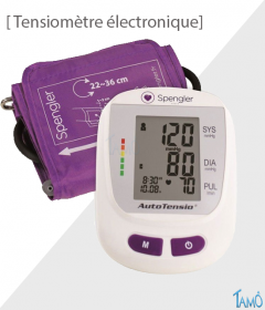 TENSIO ELECTRONIQUE - Bras