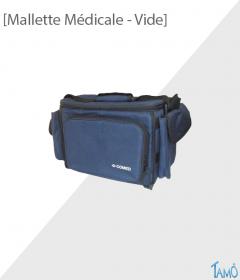 MALLETTE MEDICALE - Avec poignée et bandoulière