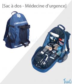 SAC A DOS MEDECINE D'URGENCE