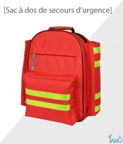 SAC A DOS DE SECOURS D'URGENCE VIDE