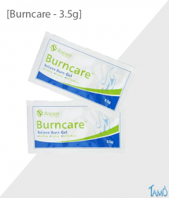 GEL DOSE STERILE - Burn Care 3,5g
