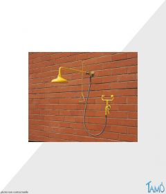 Douche murale horizontale avec Douchette