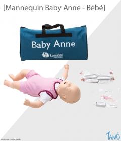 MANNEQUIN BABY ANNE - Bébé corps complet