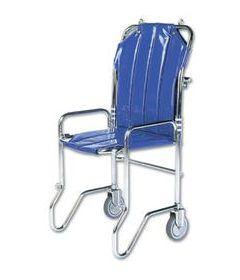 Chaise portoir 2 roues