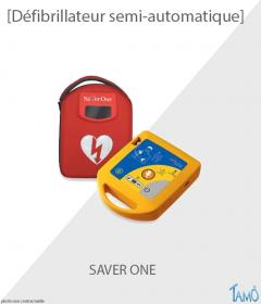 DÉFIBRILLATEUR SEMI-AUTOMATIQUE - SAVER ONE