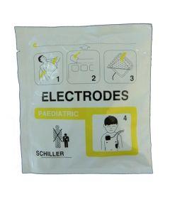 Paire d'électrodes Enfant pour défibrillateur Fred Easy Life