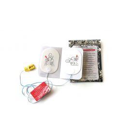 Une paire d'électrodes Adulte de formation Philips