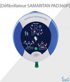 DEFIBRILLATEUR HEARTSINE AUTOMATIQUE - Samaritan PAD 360P