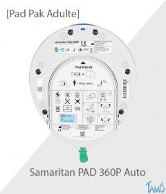 PAD PAK ADULTE - Samaritan PAD