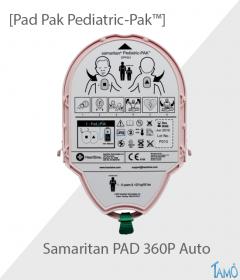 PAD PAK PEDIATRIQUE - Samaritan PAD