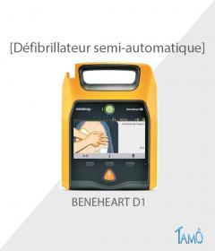DEFIBRILLATEUR SEMI-AUTOMATIQUE - BENEHEART D1