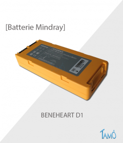 BATTERIE MINDRAY - BENEHEART D1