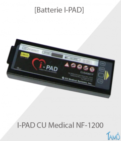 BATTERIE CU MEDICAL - IPAD NF1200