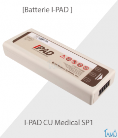 BATTERIE CU MEDICAL - COLSON IPAD SP-1