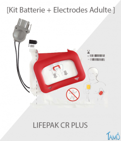 LIFEPAK ADULTE CR PLUS - PHYSIO CONTROL