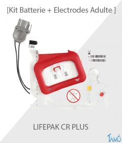 LIFEPAK ADULTE CR PLUS - PHYSIO CONTROL