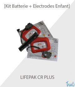 LIFEPAK ENFANT CR PLUS - PHYSIO CONTROL