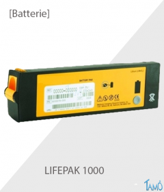 BATTERIE LIFEPAK 1000 - Physio Control