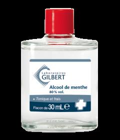Alcool de menthe Flacon de 30 ml