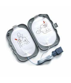 Paire d'électrodes Adulte pour défibrillateur FRx