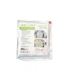Paire d'électrodes Adulte pour défibrillateur AED + et AED PRO