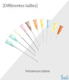 AIGUILLES INTRAMUSCULAIRE - Usage unique