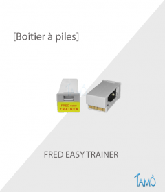 BOITIER A PILES - Défibrillateur FRED EASY TRAINER